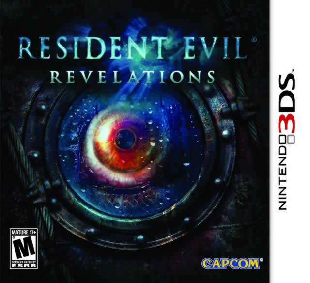 Resident Evil: Revelations Box Art